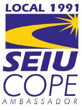 COPE ambassador logo