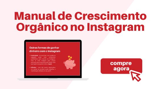 manual do crescimento organico no instagram