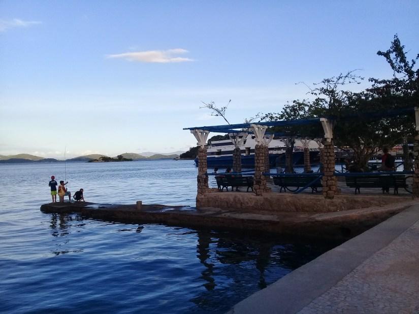 Caramanchão dos Tamoios - em Paquetá