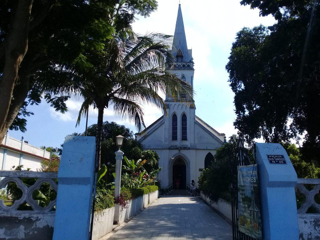 Igreja do Senhor Bom Jesus do Monte em Paquetá