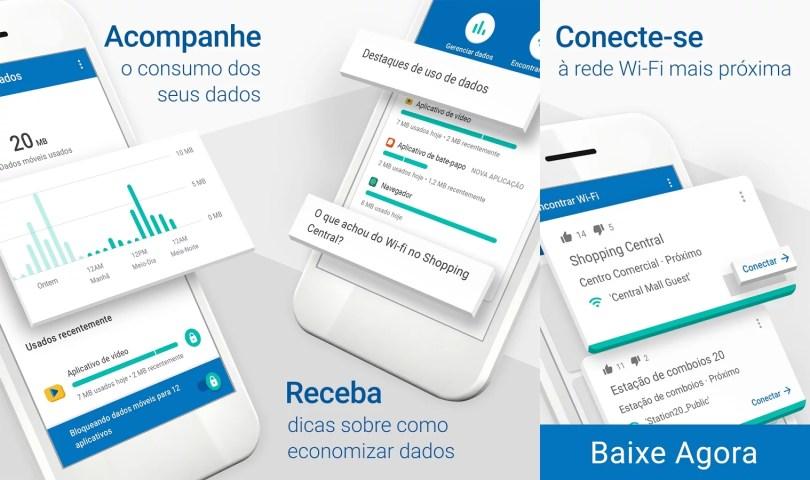 Datally: App lançado pelo Google economiza dados móveis 1