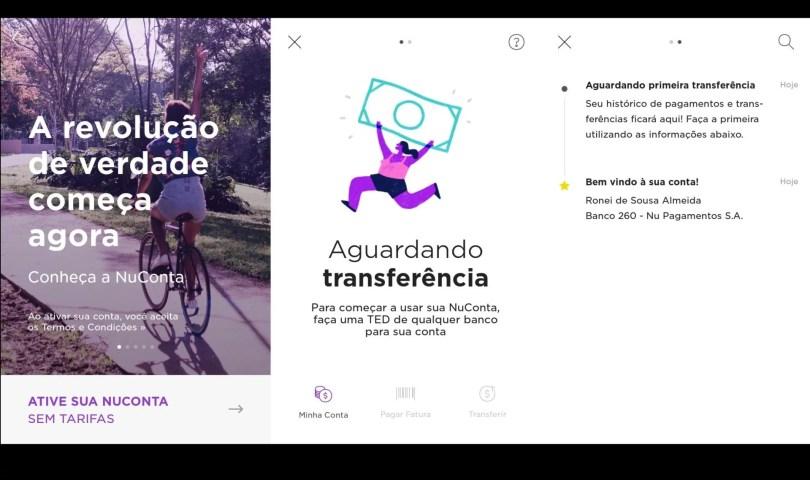 NuConta: Saiba mais sobre a conta digital do Nubank 1