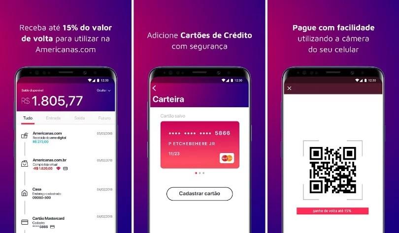 Ame Digital uma carteira virtual que dá Cashback em suas compras 2