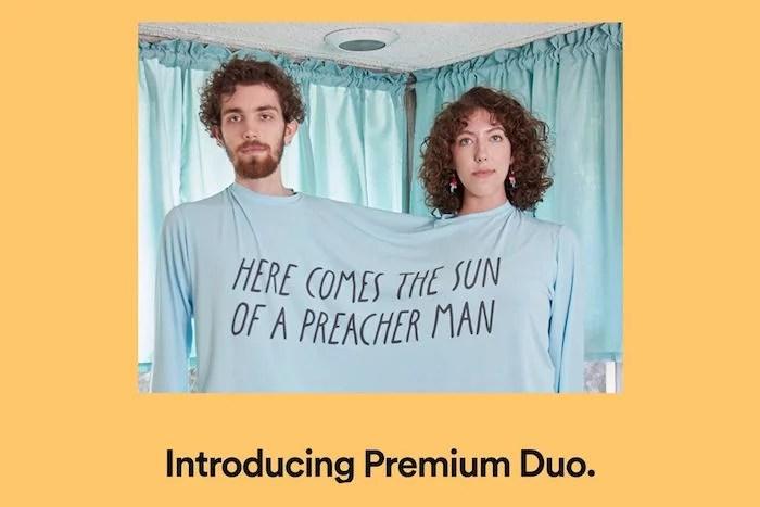 Spotify Premium Duo, uma assinatura com desconto para dois 1