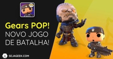 Microsoft lança jogo Gears POP