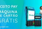 Aceito Pay Máquina de Cartão Grátis