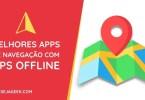 Melhores Apps de GPS Offline