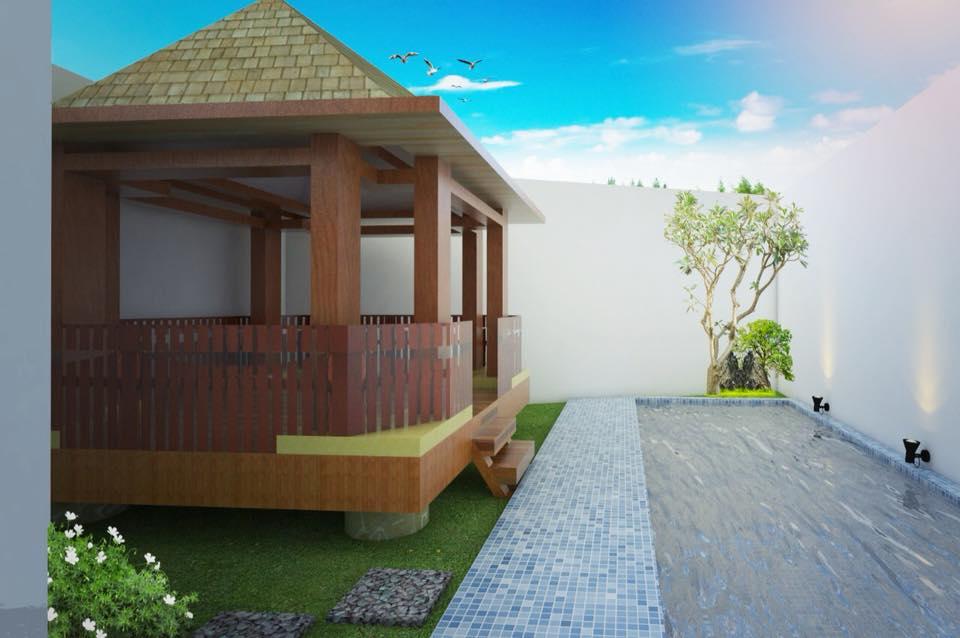 Desain Arsitek   Bolaang Mongondow Utara
