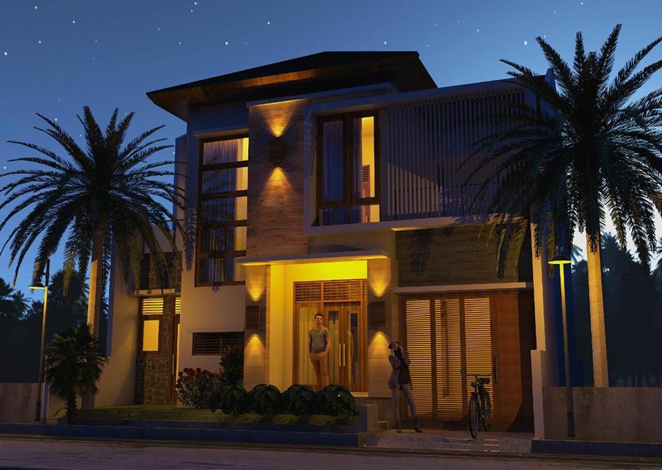 Jasa Desain Arsitek Rumah  Nunukan