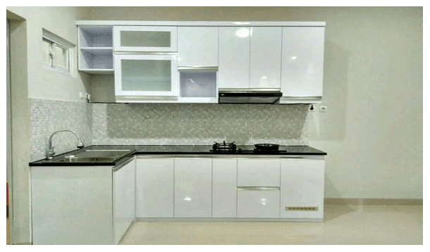 Jasa Pembuat Kitchen Set Minimalis   Serui