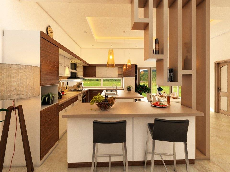 Pembuat Kitchen Set Modern   Bintuni