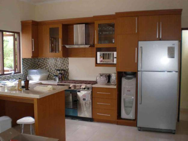 Jasa Pembuat Kitchen Set Minimalis   Mbay