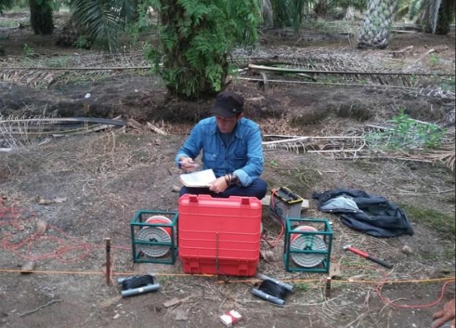 Tukang Geolistrik Sukamara