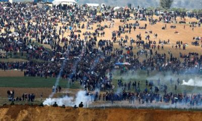 Land Day clashes