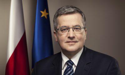 31/01/2013 Warszawa Oficjalne Portrety Prezydenta Bronislawa Komorowskiego. Fot. Wojciech Grzedzinski/KPRP