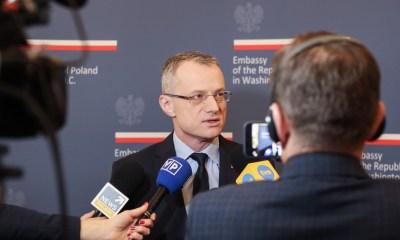 Marek Magierowski / fot. MSZ