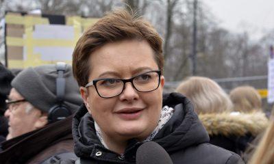 Katarzyna Lubnauer/fot. SejmLog