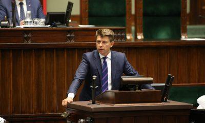 Ryszard Petru/fot. Krzysztof Białoskórski/Kancelaria Sejmu