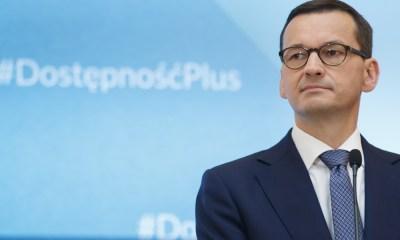 Mateusz Morawiecki/Konferencja Dostępność Plus/fot. Krystian Maj/KPRM