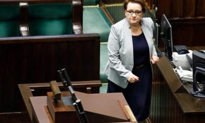 Anna Zalewska/Fot. Kancelaria Sejmu RP/Domena publiczna/Flickr