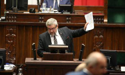 Jan Krzysztof Ardanowski/Fot. Krzysztof Białoskórski/Kancelaria Sejmu RP/CC BY 2.0/Flickr