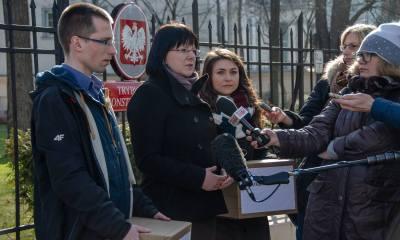 Kaja Godek/Fot. oficjalny profil społecznościowy