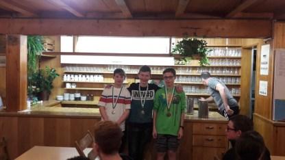 Sieger Snowboard
