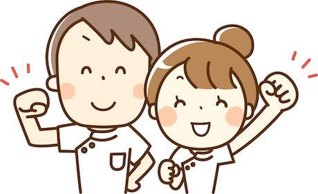 看護師2人 画像