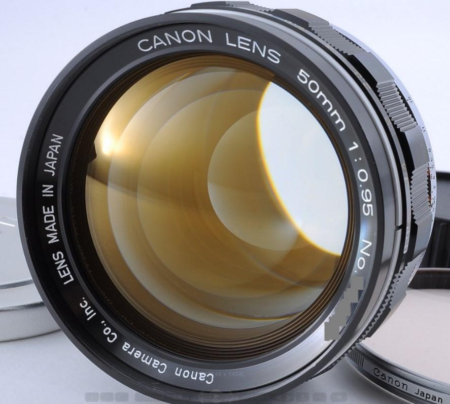 【高利益カメラ&レンズ】利益70,000円です。Canon 50mm f/0.95 Leica M キヤノン ライカマウント