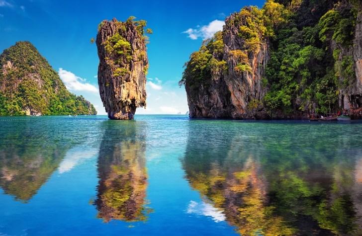 タイ南部地方は、ビーチリゾートがメッカ
