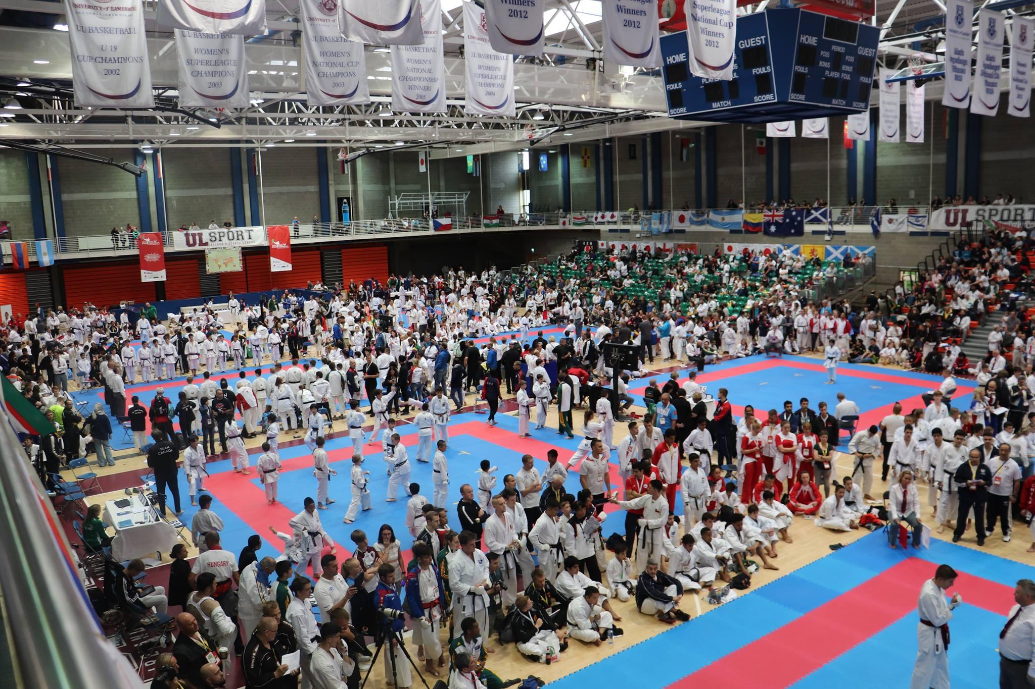 Campeonato Mundial JKA 2017 Kotos