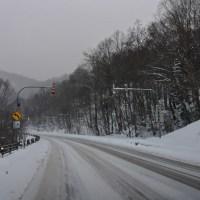Let it snow in Hokkaido