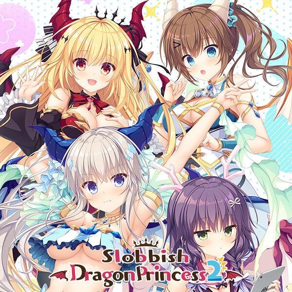 Sekai Project Anime Expo 2021 | Slobbish Dragon Princess 2