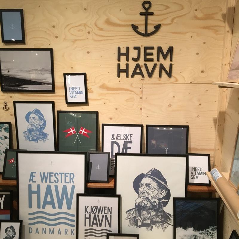 FORMLAND Plakat Hjemhavn