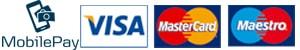 Betalingsløsning MobilePay Visa