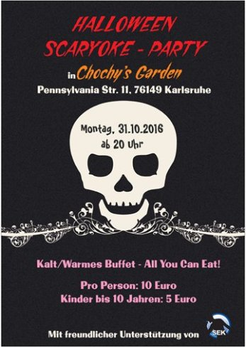 Halloween-Scaryoke-Party