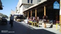 bazaar of silk road