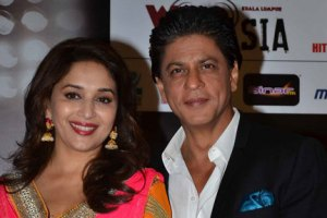 Shahrukh Khan and Madhuri Top 10 Romantic Best Hindi Songs List Download