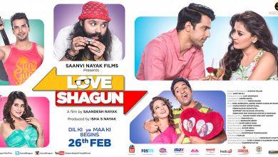 Love Shagun Nidhi Subbaiah Movies 2016 Release Date Songs Cast Poster