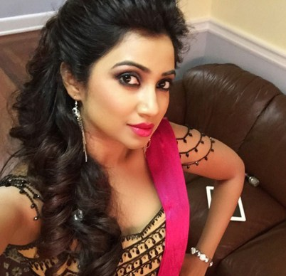 Shreya Ghoshal Upcoming Songs 2016 Latest List Movies Tamil, Telugu, Bollywood