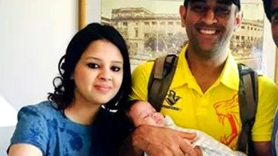 Mahendra Singh Dhoni daughter
