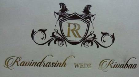 Ravindra Jadeja and Rivaba Solanki Wedding CardRavindra Jadeja and Rivaba Solanki Wedding Card