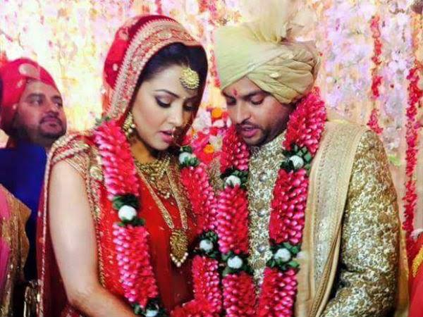 Mohit sharma wedding