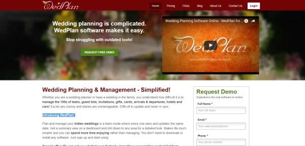 Online Wedding Planner Website In India,4