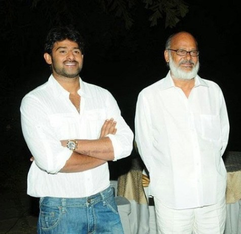 Prabhas Family Background, Father and Age, Biography