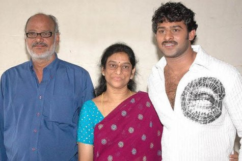 Prabhas Family Background, Father and Mother Name, Biography