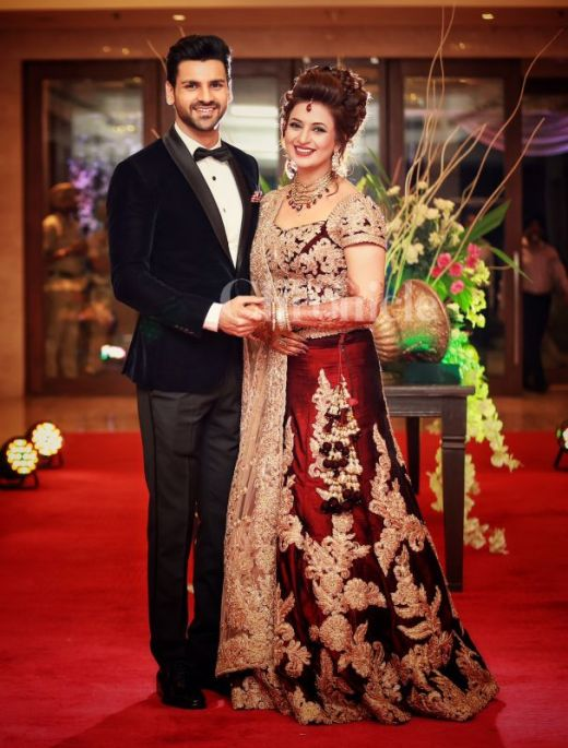 South Indian Celebrities Wedding Photos,4