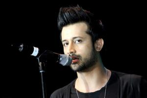 Top Ten most Popular Bollywood Singers 2017. Atif