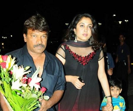 Ramya Krishnan Family Photos, Husband, Son,