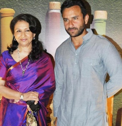 Saif Ali Khan Family Photo, Father, Mother, Son, Daughter, Biography